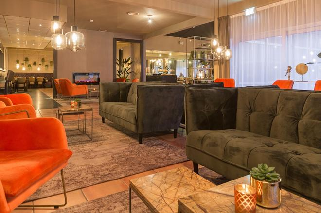 New West Inn Amsterdam - Amsterdam - Lounge