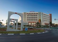 Inbar Hotel - Arad - Gebäude