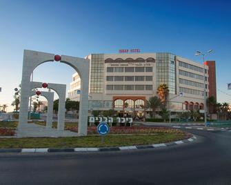 Inbar Hotel - Arad - Building