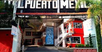 Hotel Puerto Mexico Aeropuerto - מקסיקו סיטי - בניין