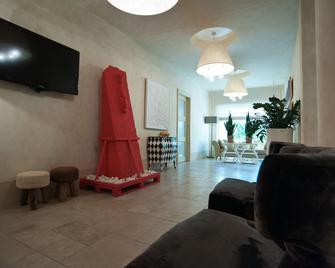 Hotel Residence Stella del Mare - Vada - Вітальня