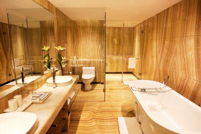 德令哈拉迪森酒店 - 新德里 - 新德里 - 浴室
