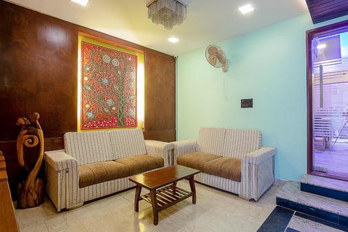 The Supreme Residency - Chennai - Wohnzimmer