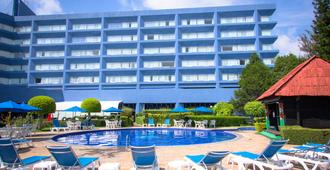 Best Western Plus Gran Hotel Morelia - Morelia - Pool