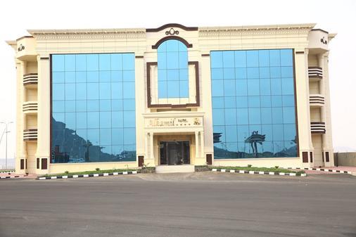 Al Kamil Hotel - Thuwal - Building