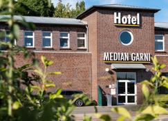 Median Hotel Garni - Wernigerode - Κτίριο