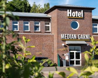 メディアン ホテル ガルニ - ヴェルニゲローデ - 建物