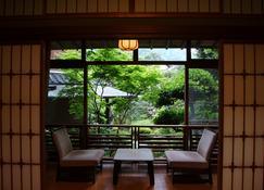 Nishimuraya Honkan - Toyooka - Μπαλκόνι