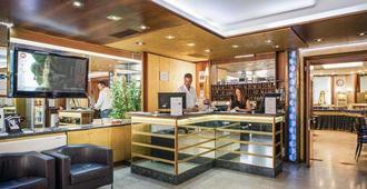 Hotel Centrale - Venice - Lobby