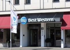 Best Western Hotel Leipzig City Center - Lipsk - Budynek