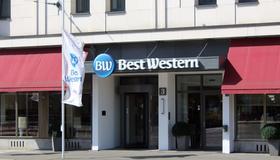 ベストウェスタン ホテル ライプツィヒ シティ センター - ライプツィヒ - 建物