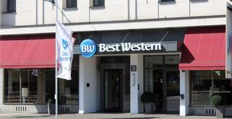 Best Western Hotel Leipzig City Center - Leipzig - Edificio