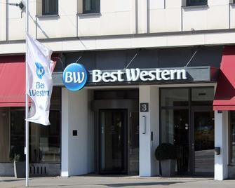 Best Western Hotel Leipzig City Center - Leipzig - Building