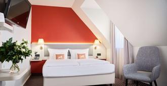 Best Western Hotel Leipzig City Center - לייפציג - חדר שינה