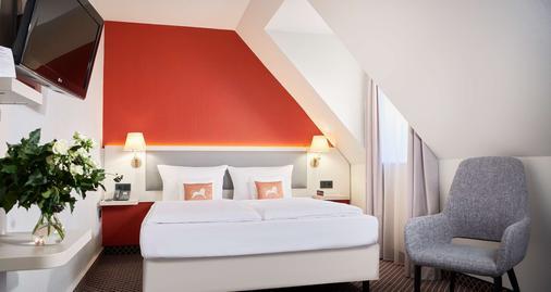Best Western Hotel Leipzig City Center - Leipzig - Bedroom