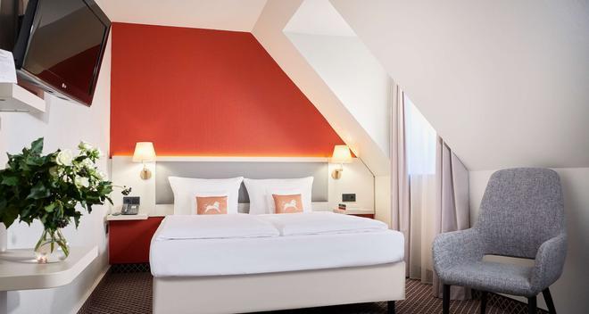 萊比錫假日花園酒店 - 萊比錫 - 萊比錫 - 臥室