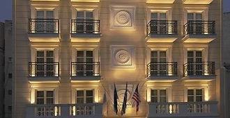 Hera Hotel - Atenas - Edifício