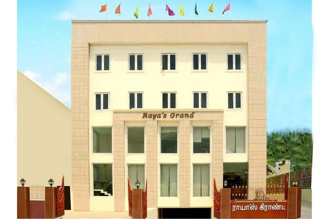Raya's Grand - Kumbakonam - Edificio