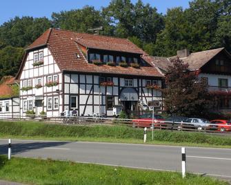 Hotel-Restaurant Fischanger - Schieder-Schwalenberg - Building