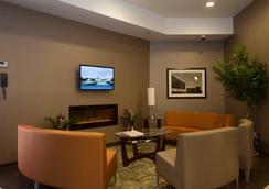 Best Western University Inn at Valparaiso - Valparaiso - Lounge