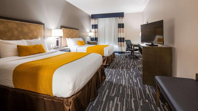 Best Western Plus Cranberry-Pittsburgh North - Cranberry Township - Κρεβατοκάμαρα