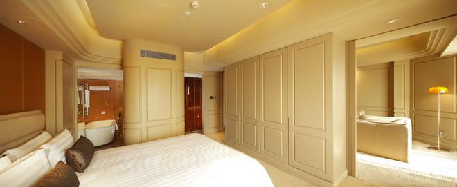 Hotel Pravo All Suite@North Bund - Shanghai - Bedroom