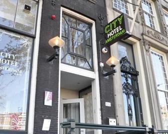 City Hotel Amsterdam - Amsterdam - Building