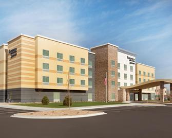 Fairfield Inn & Suites by Marriott Boulder Longmont - Лонгмонт - Здание
