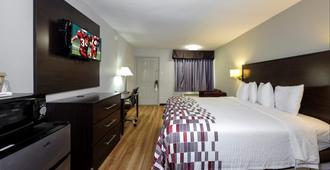 Red Roof Inn Arlington - Entertainment District - Arlington - Soverom