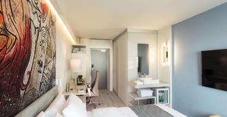 Link Hotel & Hub Tel Aviv - Tel Aviv - Bedroom