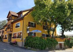 Gasthof zum Schwan - Rothenburg ob der Tauber - Gebäude