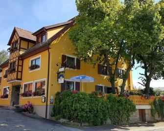 Hotel Gasthof zum Schwan - Ротенбург-на-Таубері - Building