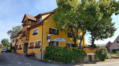 Gasthof zum Schwan - Rothenburg ob der Tauber - Toà nhà