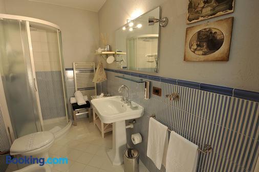 Hotel Villa Beccaris - Monforte d'Alba - Bathroom