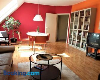 Ferienwohnung Ringbergblick - Suhl - Wohnzimmer