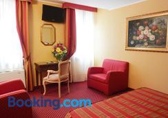 Hotel Città di Milano - Venice - Bedroom