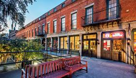 River Street Inn - Savannah - Rakennus
