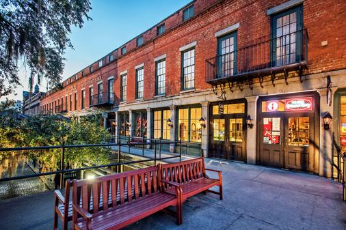 River Street Inn - Savannah - Gebouw
