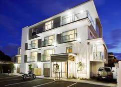 Focus Motel And Executive Suites - Christchurch - Edificio