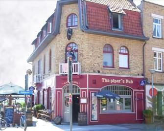The Piper's Pub - Middelkerke - Building