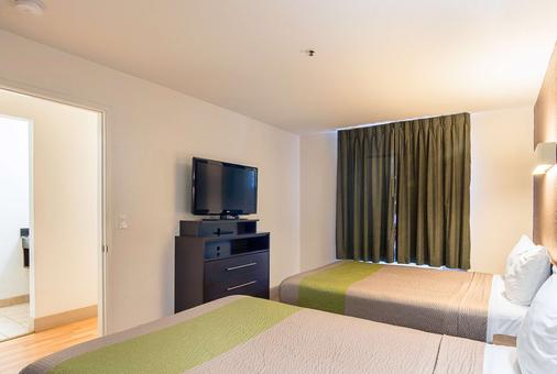 Studio 6 Concord Ca - Concord - Bedroom