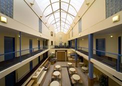 首府行政公寓飯店 - 堪培拉 - 大廳
