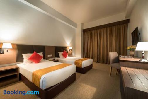 Hotel Sentral Melaka - Malacca - Κρεβατοκάμαρα