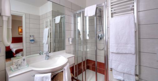 Best Western Hotel Genio - Turin - Bathroom