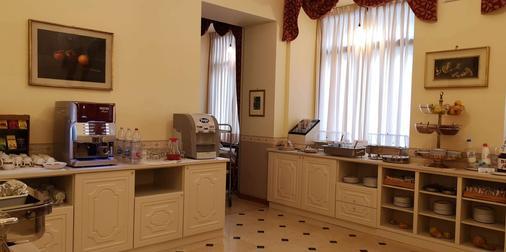 吉尼歐貝斯特韋斯特酒店 - 都靈市 - 杜林 - 自助餐