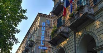 Best Western Hotel Genio - Turín - Edificio