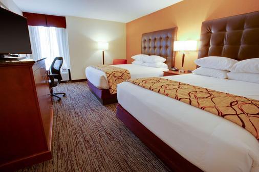 Drury Inn & Suites Terre Haute - Terre Haute - Bedroom