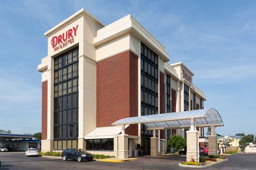Drury Inn & Suites Terre Haute - Terre Haute - Building