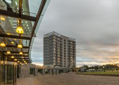 President Hotel - Lilongwe - Edificio