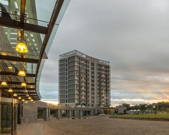 President Hotel - Лілонгве - Building